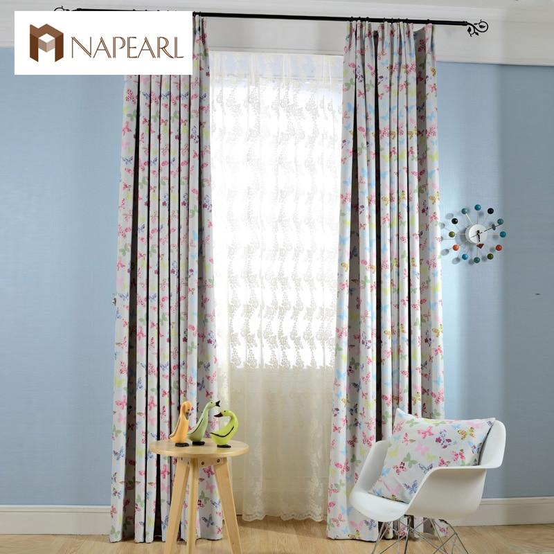 Girls Bedroom Window Curtains