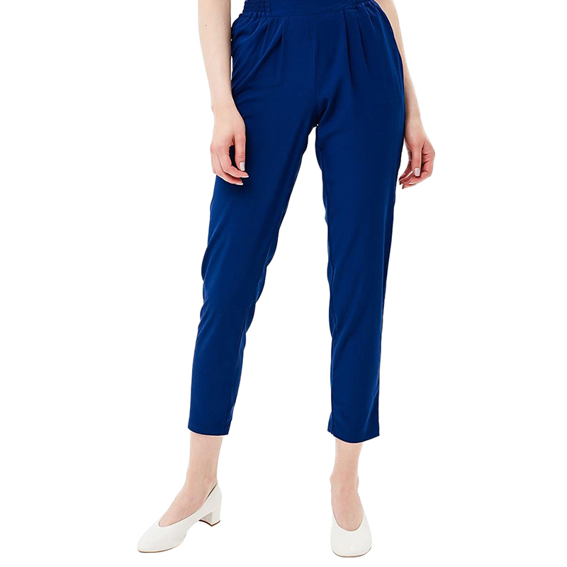 Фото - Pants & Capris MODIS M181W00820 women capri trousers for female TmallFS chispaulo women brand leather handbags hot sell luxury handbags women bags designer bolsa femininas women s new t574