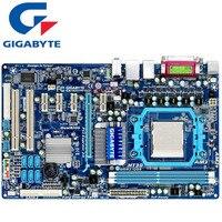 Oryginalny Używany Pulpitu płyta główna Dla Gigabyte GA-MA770-ES3 A770 wsparcie Socket AM3 2 * wsparcie 8G DDR2 SATA2 6 * USB2.0 ATX