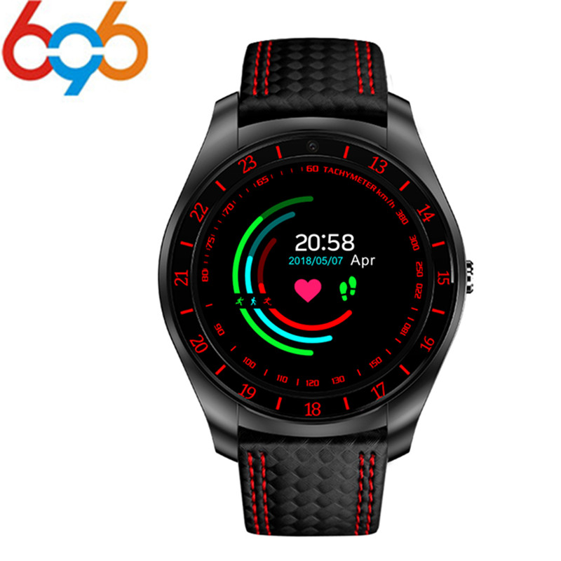 696 Smart Watches <font><b>V10</b></font> Heart Rate Monitor Fitness Tracker Sport Support Sim Card Camera Bluetooth <font><b>Smartwatch</b></font> for Apple Watch image