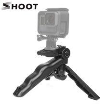 SHOOT Portable Camera Table Tripod For GoPro Hero 6 5 4 3 SJCAM SJ4000 Xiaomi Yi 4K Sony DSLR SLR Light Phone Tripod Stand