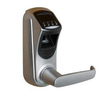 ZL700 Новый цифровой биометрический дверной замок отпечатков пальцев для системы контроля доступа ZKTECO двери квартиры LCOK