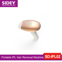 SIDEY hair removal beauty equipment laser IPL skin rejuvenation machine for sale