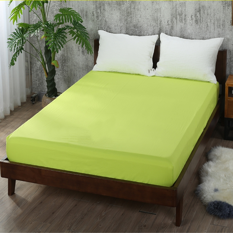 bed sheet green_conew1