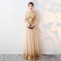 Высокое качество женское платье 2018 Роскошные Винтаж для подиума летние Блёстки желтый Beach Club женские длинные сетки элегантный Обёрточная б