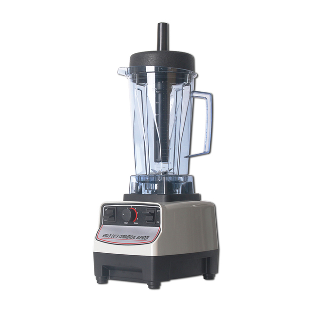 Bpa Free Professional Heavy Duty Blender Commercial Smoothies Machine Kitchen Mixers Food Processors