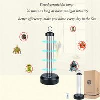 Ultraviolet disinfection lamp timer remote control for household,kindergarten sterilization ultraviolet germicidal lamp