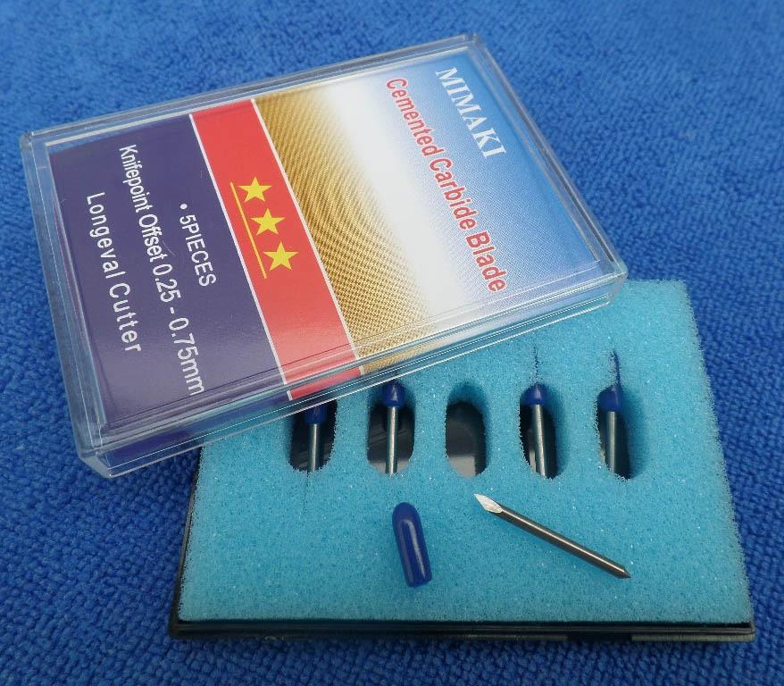 Di alta qualità 10 pezzi 45 60 gradi Mimaki plotter da taglio lama - Macchine utensili e accessori - Fotografia 2