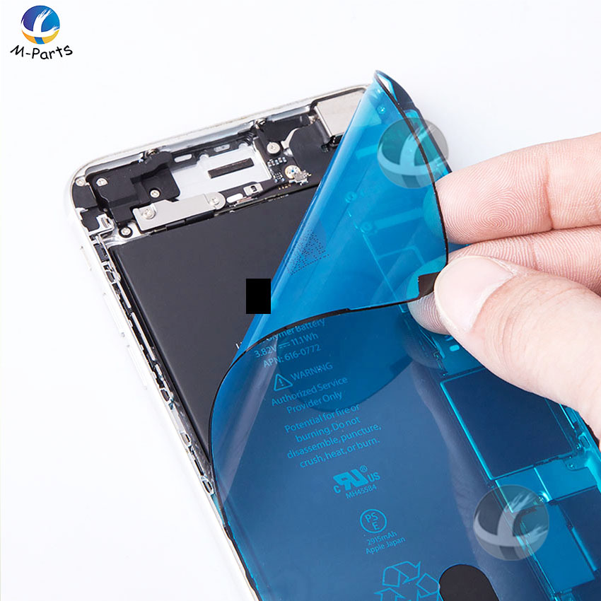 1PC Waterproof Adhesive For iPhone 6 6S 6SP 7 7P 8 8P Plus X XS Max XSMax XSM XR 11 Pro Max 11Pro SE2 LCD Screen Frame Sticker(China)