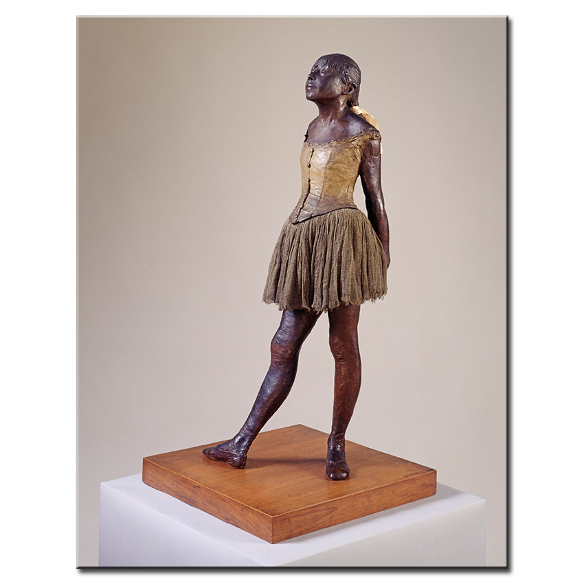 degas ballerina sculpture - HD 1186×1536