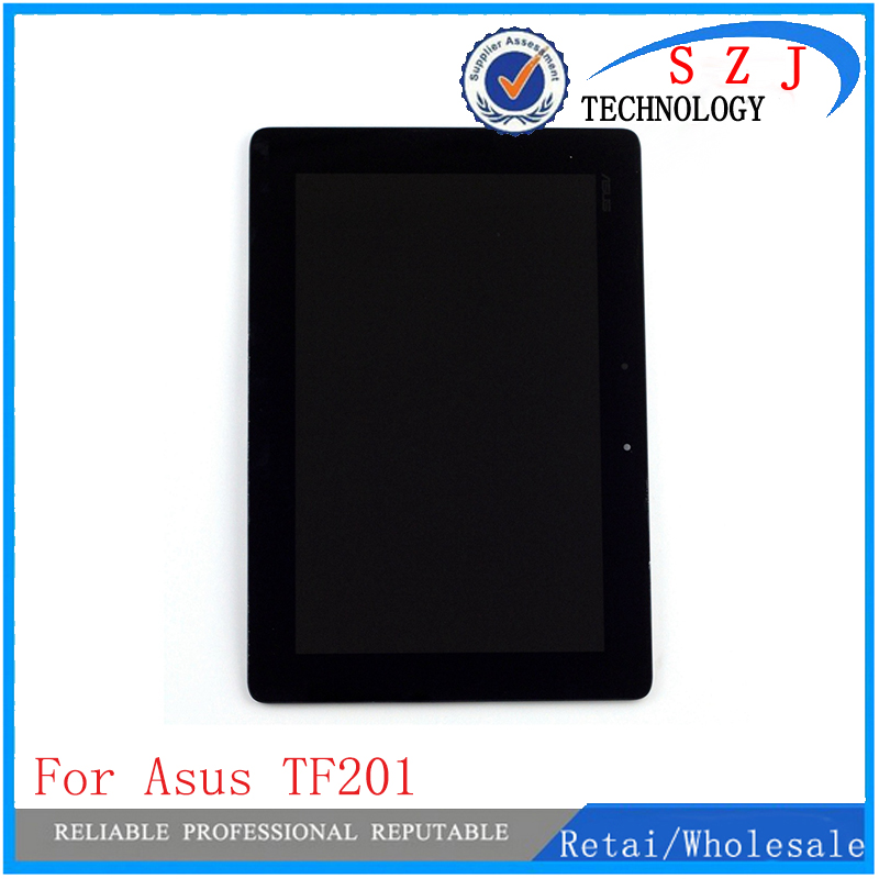 New 10.1 inch case LCD Display Touch Screen Panel Digitizer Assembly Replacements For Asus Transformer Pad TF201 TCP10C93 V0.3 new 13 3 touch glass digitizer panel lcd screen display assembly with bezel for asus q304 q304uj q304ua series q304ua bhi5t11