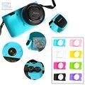 Rubber Silicon Case Cover Protector For Sony A6000 ILCE6000 ILCE-6000 Camera