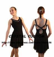 Crystal Custom Figure Skating Dresses Girls New Brand Ice Skating Dresses For Competition DR4599
