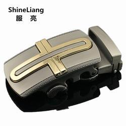 Автоматическая пряжка ремня для мужчин дизайнерское, высокого качества сплав материал подходит джинсы Ширина 3,5 см пояса из натуральной