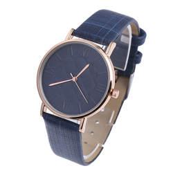 Relojes Para Mujer женские модные повседневные PU Кожаный ремешок аналог кварцевые круглые часы женские s часы лучший бренд класса люкс