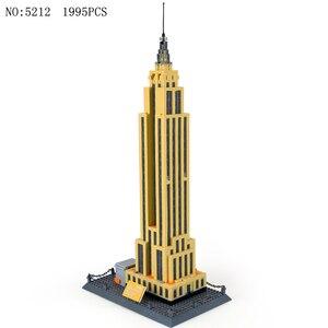 Image 5 - Wange 5210 건축 시리즈 노틀담 드 파리 모델 빌딩 블록 세트 클래식 랜드 마크 교육 완구 어린이를위한