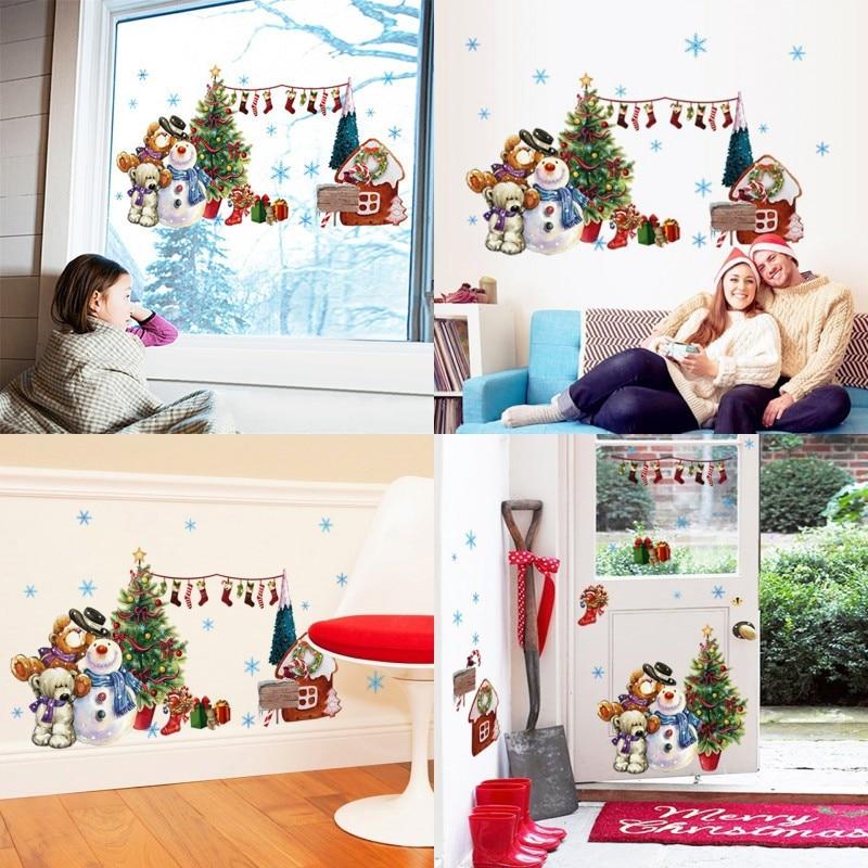 New Year Room Decoration