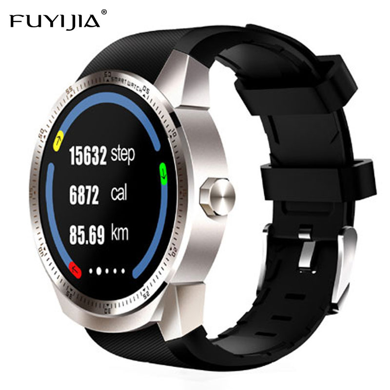 FUYIJIA New Men Watch Woman 3G Call Smart Watch Couple Sports Watches Android WIFI Bluetooth Camera Heart Rate Standby 15 Days