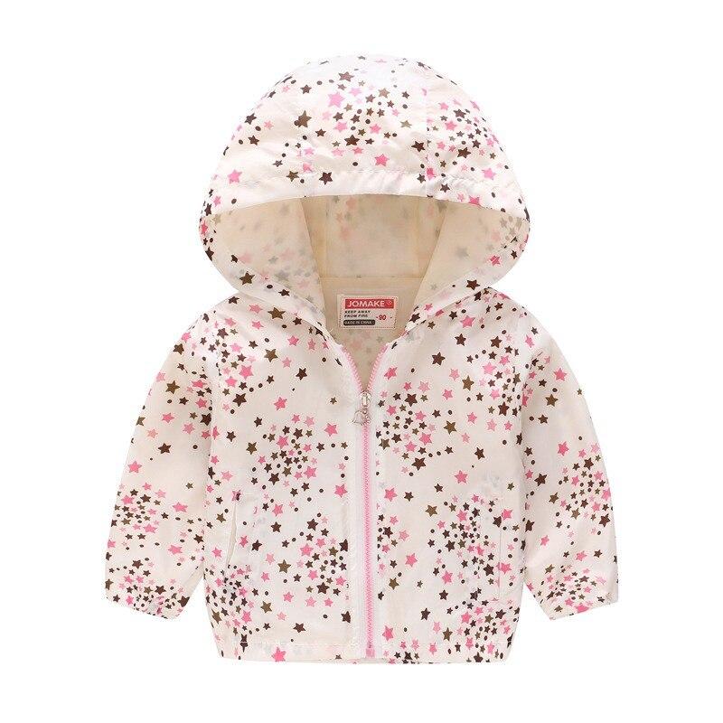 f3c07011e US $3.99 |2019 Kids Clothes Boys Jackets Children Hooded Zipper Windbreaker  Baby Fashion Print Coat Infant Waterproof Hoodies For Girls-in Jackets & ...