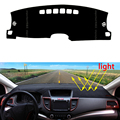 Car dashboard Avoid light pad Instrument platform desk cover Mats Carpets Auto accessories car styling for Jeep Compass Wrangler