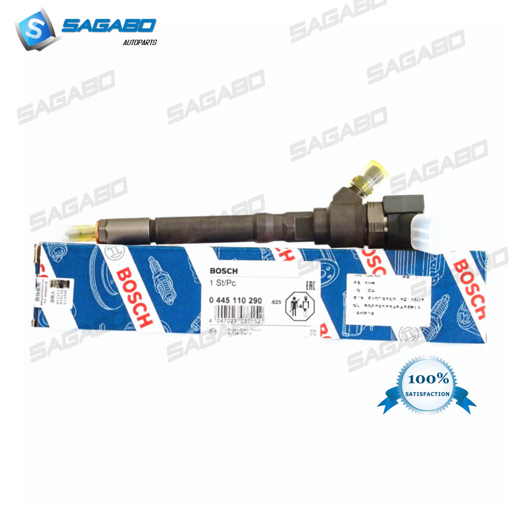 Original new Fuel CRDI injector 33800279002Y 0445110290 for Hyundai SantaFe Kia Sportage|Fuel Inject. Controls & Parts| |  - title=