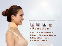 Self-heating protection neckband out warm men and women health care cervical neck breathable and comfortable elderly