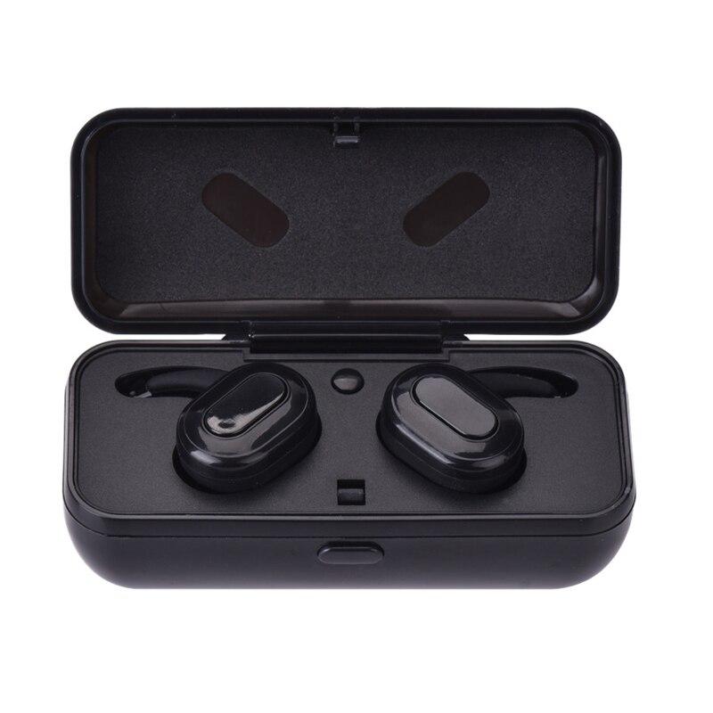 TWS Bluetooth Earphone Wireless Earphones Truly Wireless Mini Earbuds Waterproof Sports Earphone With Mic For Android IOS
