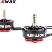 Original Emax RSII 2306 Race Spec Brushless Motor (4 6S)1600/1700/1900/2400/2600kv Brushless Motor CW CCW for FPV Quadcopter