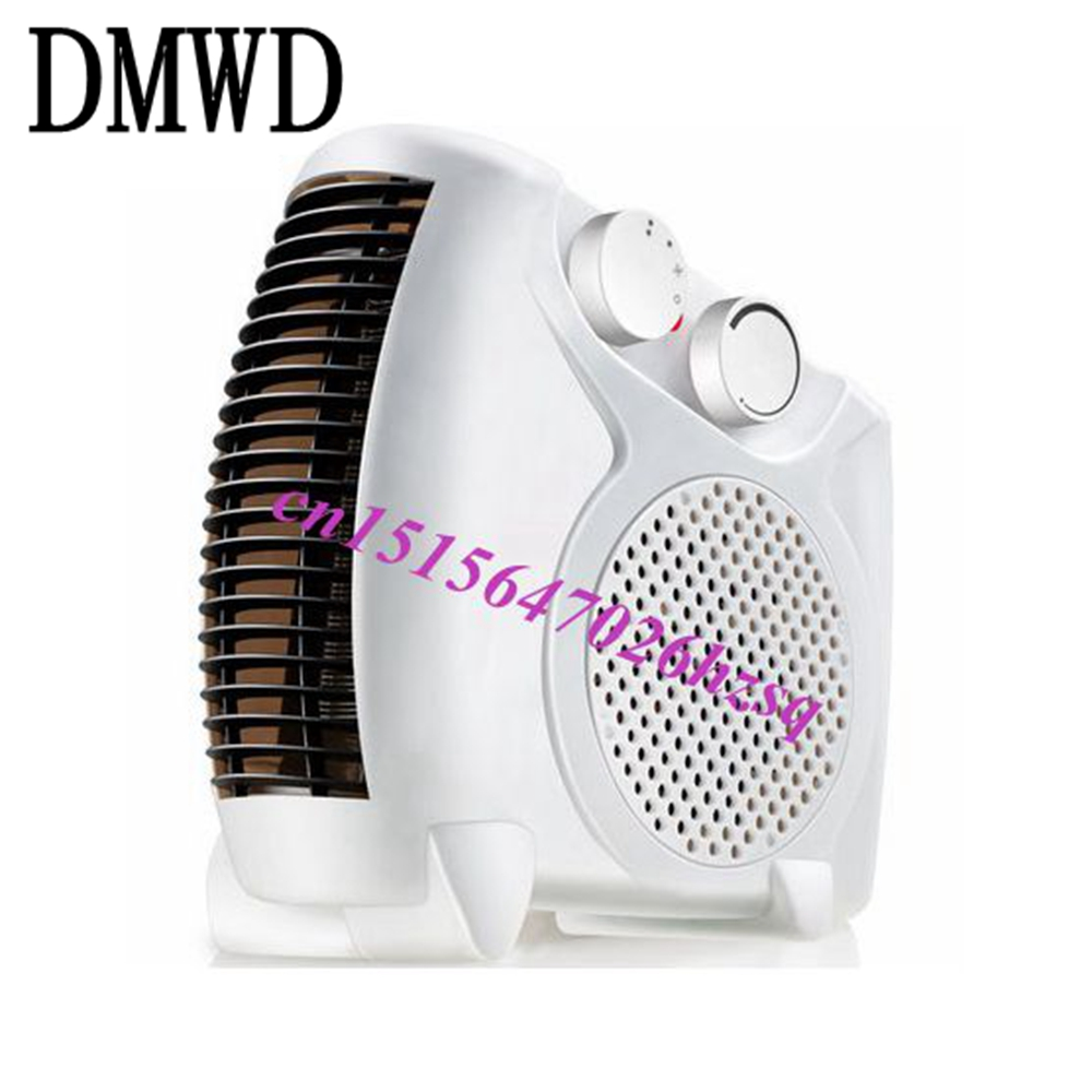 цены  DMWD Third Gear Silent Heater Household Saving Electric Heating Cold and Warm Dual-use Mini-heater