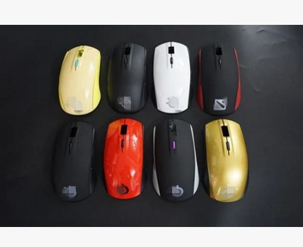1 Set Original Mouse Top Shell+middle Shell Mouse Case For Steelseries Rival 100 95 Genuine Mouse Accessories