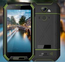 Xeno XP8800 IP68 Водонепроницаемый Противоударный Телефон 1280×720 HD MT6737 Quad core Android 5.0 16 ГБ ROM 8.0MP Cam 4 Г FDDLTE 4000 МАЧ