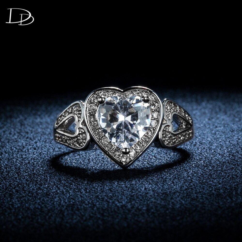 vintage rhinestone jewelry rings for