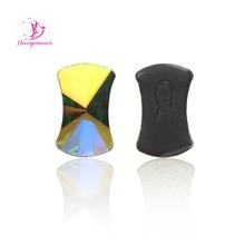 Мм 5,7 шт. 144 мм кристалл AB пышные Кристалл 3D исправление FlatBack украшения Flatback картины из кристаллов украшения DIY чехол для телефона