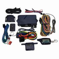 Universal 2019 New Two way Car Burglar Alarm Anti theft System For Twage B9 Automatic/manual adjustment of the alarm