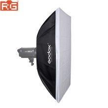 """Софтбокс Godox BW90* 90 90*90 см 3"""" x 35"""" Портативный Прямоугольный студийный стробоскоп софтбокс с креплением Bowens для студийной вспышки"""