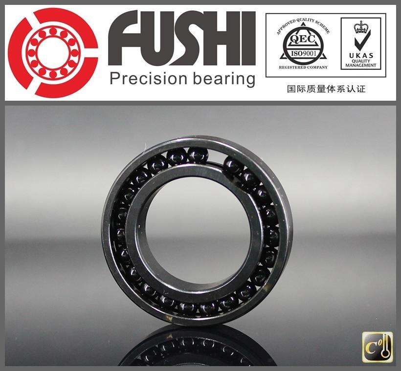 6016 High Temperature Bearing 80*125*22 mm ( 2 Pcs ) 500 Degrees Celsius Full Ball Bearing цена