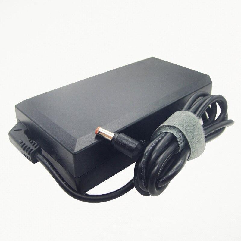 Натуральная 19.5 В 12.3a 120 Вт адаптер переменного тока Питание Для Delta/flextronics/DELL M6500 M6600 M6700 M4700 m4800 адаптеры питания для ноутбука Зарядное устройст... - 4