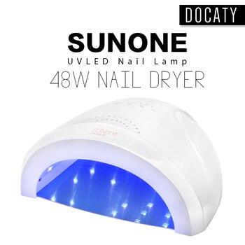 Docaty Led Lampe Fur Nagel Sunone 48 Watt Uv Lampe Nagel Trockner