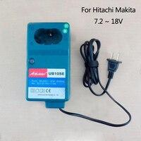 Asaki Boutique Battery Charger Replacement For Hitachi UC18YG Makita DC1414 7 2V 9 6V 12V 14