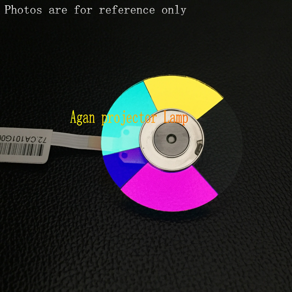 100% NEW Original Projector Color Wheel for Optoma DP3301 wheel color projector color wheel for optoma hd66 hd67n