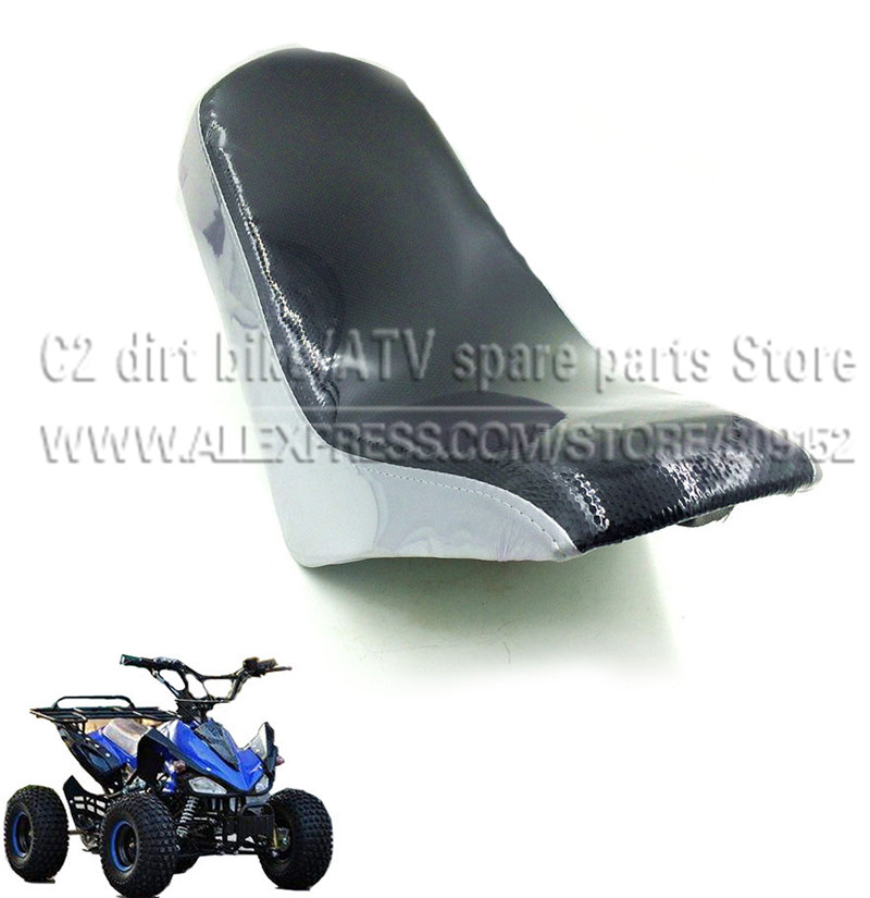 Atv Seat Saddle 50cc/70cc/90cc/110cc/125cc Fit For Kawasaki Small Mars Model Chinese Off-road 4-wheels Vehicle Quad Atv Parts & Accessories Automobiles & Motorcycles