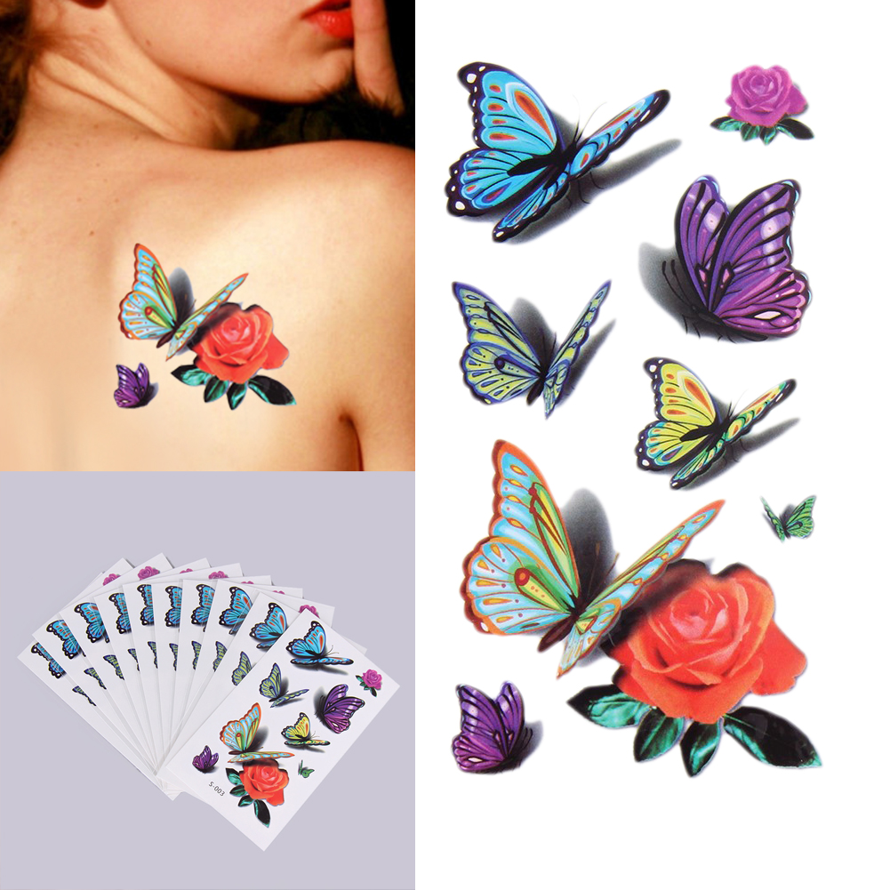 """butterfly tattoo stickers""的图片搜索结果"