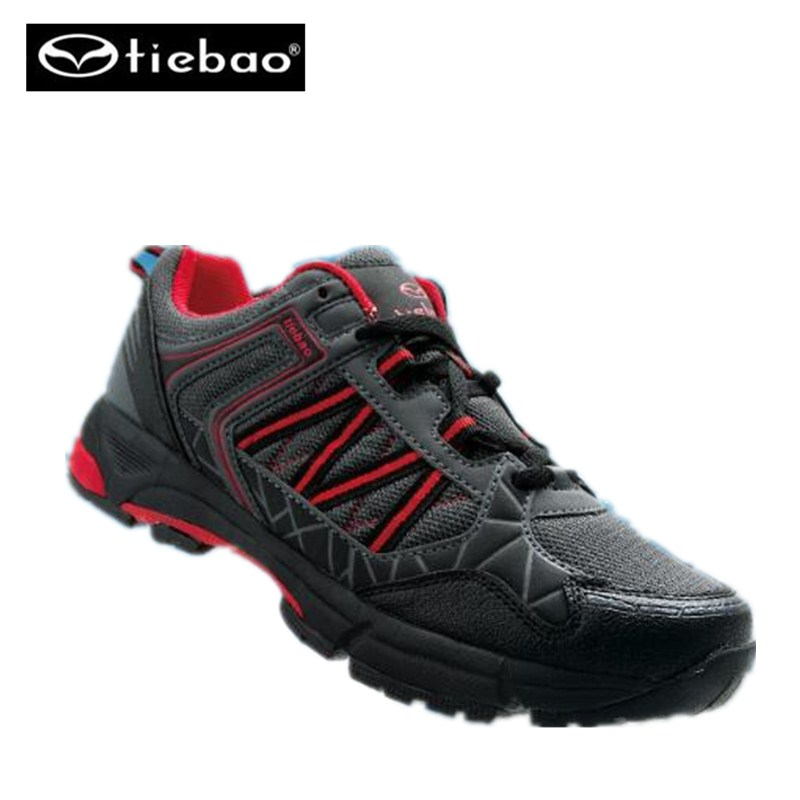 Tiebao Cycling Shoes China Mountain Bike Shoes MTB Outdoor Leisure Sports Bike Bicycle men Sneakers women zapatillas de ciclismo tiebao mtb cycling shoes 2018 for men women outdoor sports shoes breathable mesh mountain bike shoes zapatillas deportivas mujer