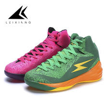 2018 New Colors Men's Basketball Shoes Men Sports Sneakers High Top Athletic Trainers Shoes Men Outdoor Shoes Big Size 45 new men s basketball shoes breathable wear resisting formotion athletic shoes high quality sports shoes bs0088