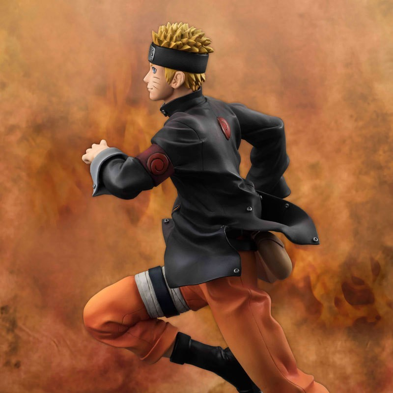 Naruto Uzumaki Toys Side