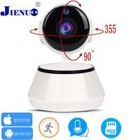 JIENU IP Camera With Wifi Home Security Video Camera Wireless Surveillance Baby Monitor CCTV Cameras WI