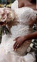 Белое свадебное платье на заказ