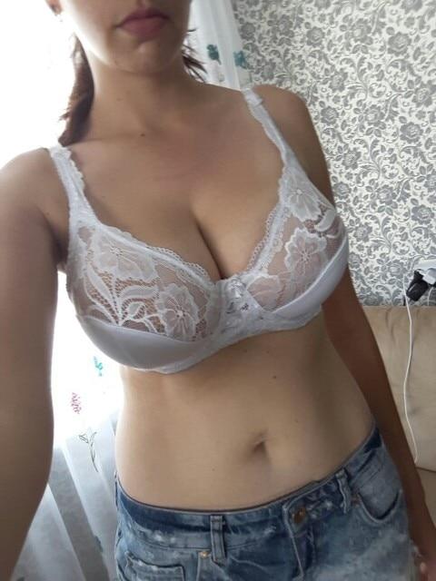 Plus Size Bra Blackkhakipinkwhite   Size 80 85 90 -5488