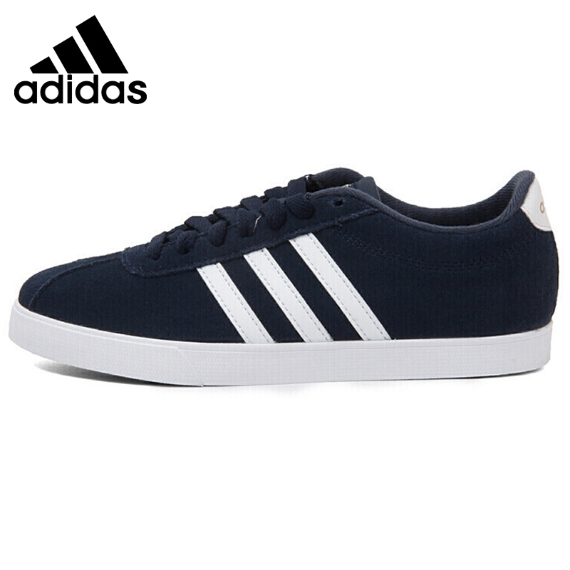 все цены на Original New Arrival 2018 Adidas COURTSET W Women's Tennis Shoes Sneakers