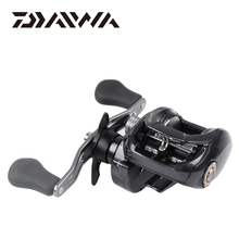 Daiwa tatule molinete de pesca original, carretel de pesca em hd 100%, TYPE HD h/200hl/200hs/200hsl 2crbb + 5bb, 200 + carretel de baitcast 1rb relação de engrenagem 6.3:1/7.3:1